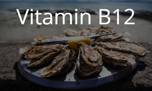 Vitamin B12欠乏