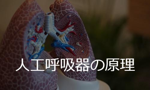 人工呼吸器 原理