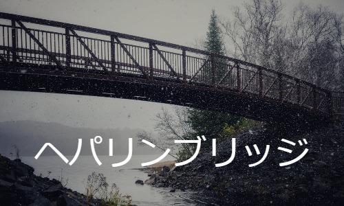 ヘパリンブリッジ
