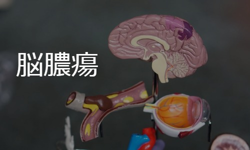 脳膿瘍 brain abscess