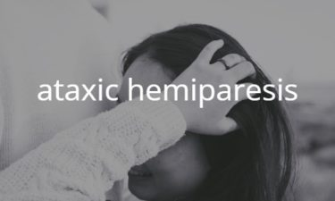 ataxic hemiparesis